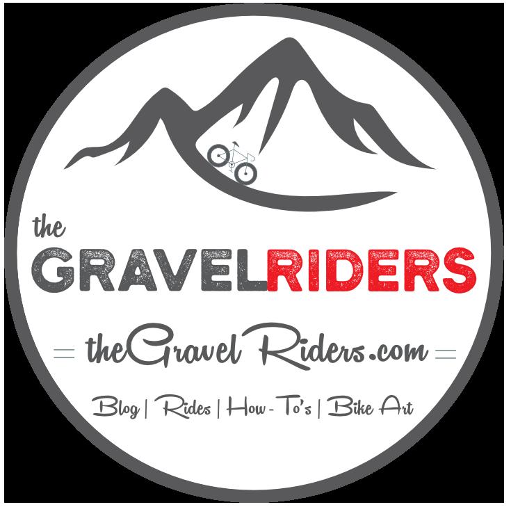 the gravel riders logo