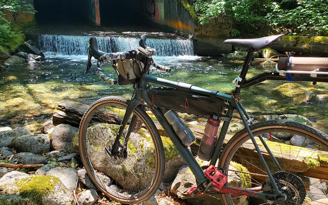 How I turned lemons into a badass magnesium gravel bike